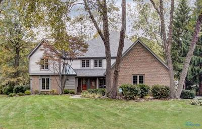 Toledo Single Family Home Contingent: 4842 Forest Hill Drive
