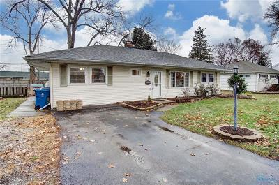 Single Family Home For Sale: 3142 Elmont Road
