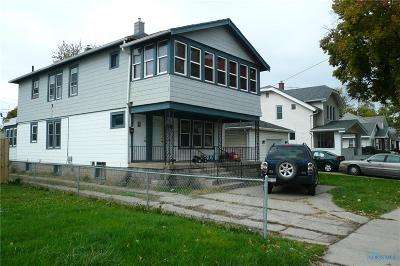 Toledo Multi Family Home For Sale: 1534 E Broadway Street