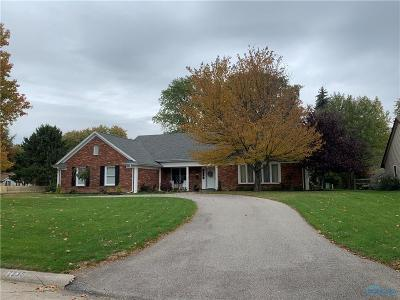 Single Family Home For Sale: 2239 Tanglewood Drive