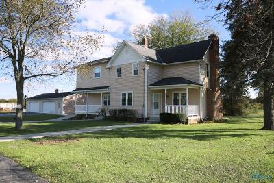 Maumee Single Family Home For Sale: 2711 Albon Road