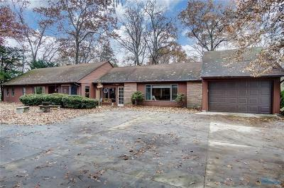 Grand Rapids Single Family Home For Sale: 12615 S River Road