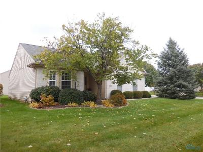 Maumee Single Family Home For Sale: 4855 Skipper Court