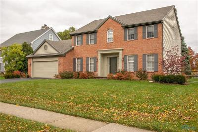 Sylvania OH Single Family Home For Sale: $259,000