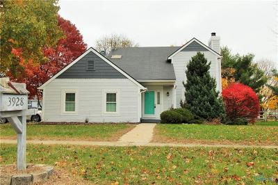 Sylvania OH Single Family Home For Sale: $164,900