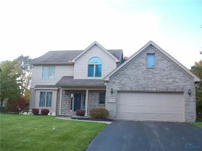 Maumee Single Family Home For Sale: 3120 Estuary Place
