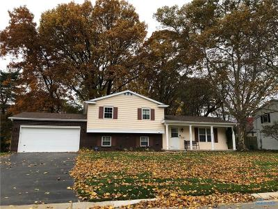 Toledo Single Family Home For Sale: 1648 Park Forest Drive
