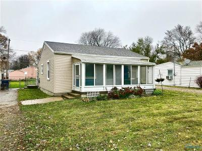 Single Family Home For Sale: 5040 South Avenue