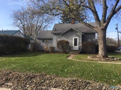 Maumee Single Family Home For Sale: 825 Ransom Street
