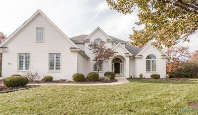 Maumee Single Family Home For Sale: 7931 Windsor Wood Court