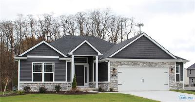 Holland Single Family Home For Sale: 342 Hidden Village Lane