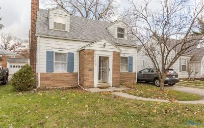 Toledo OH Single Family Home For Sale: $54,900