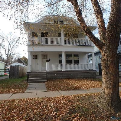 Toledo OH Multi Family Home For Sale: $44,900