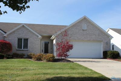 Maumee Condo/Townhouse Contingent: 4254 Waterbend Drive, West