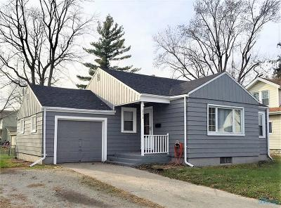 Swanton Single Family Home For Sale: 211 Woodland Avenue