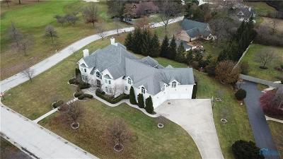 Perrysburg Single Family Home For Sale: 29649 Carnoustie Court