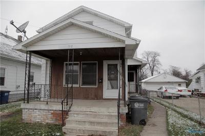 Toledo Single Family Home For Sale: 118 W Foulkes Street