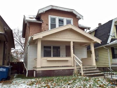 Toledo Single Family Home For Sale: 544 Carlton Street