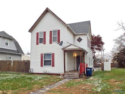 Toledo Single Family Home For Sale: 1428 South Avenue