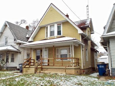 Toledo Single Family Home For Sale: 754 Spencer Street
