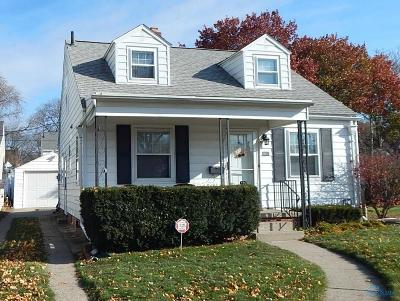 Toledo Single Family Home For Sale: 3630 Bowen Road