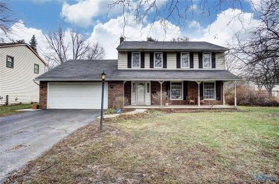 Toledo Single Family Home For Sale: 1705 Park Forest