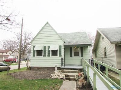Toledo Single Family Home For Sale: 801 Geneva Avenue