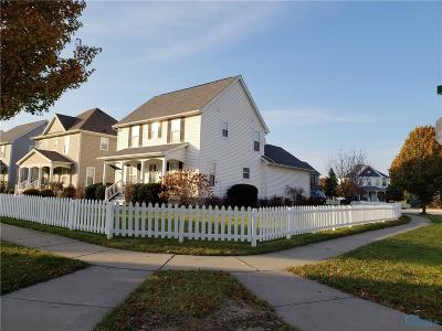 Maumee Single Family Home Contingent: 7128 Elli Harbour Lane