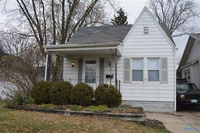 Toledo Single Family Home For Sale: 1942 Marlow Road