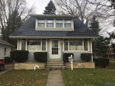 Single Family Home For Sale: 221 Snyder Street