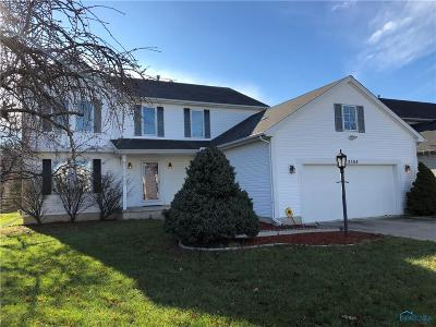 Perrysburg Single Family Home Contingent: 2304 McKinley Drive