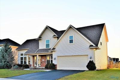 Sylvania Single Family Home Contingent: 5547 Clear Creek Court