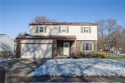 Sylvania OH Single Family Home Contingent: $179,000