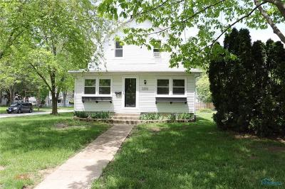 Maumee Single Family Home Contingent: 2203 Glenview Drive