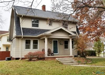 Toledo Single Family Home For Sale: 2832 Broadway Street