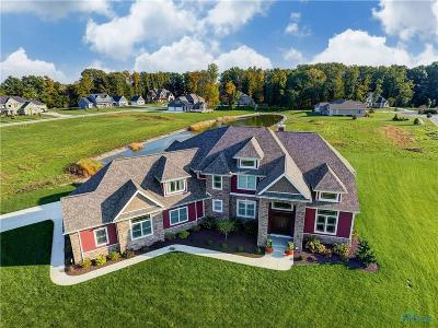 Ottawa Hills, Monclova, Oregon, Rossford, Swanton, Berkey, Metamora, Lyons, Whitehouse, Waterville Single Family Home For Sale: 5808 Watermill Court