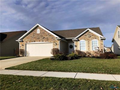 Perrysburg Condo/Townhouse For Sale: 26160 Turnbridge Drive