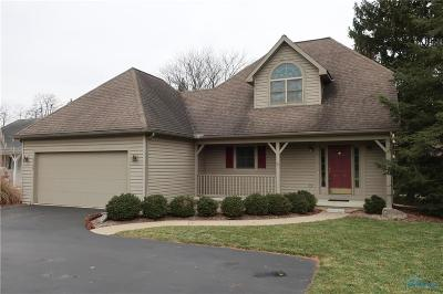Toledo Single Family Home For Sale: 2739 N McCord Road