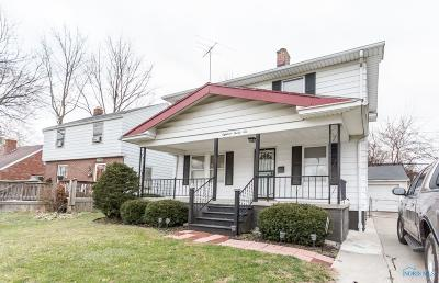 Toledo Single Family Home For Sale: 1836 Wyndhurst Road