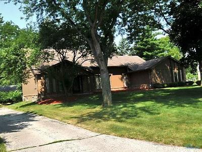 Toledo Single Family Home For Sale: 2327 Grelyn Drive