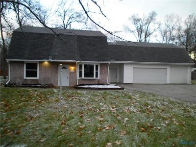 Toledo Single Family Home For Sale: 6228 Bonsels Parkway