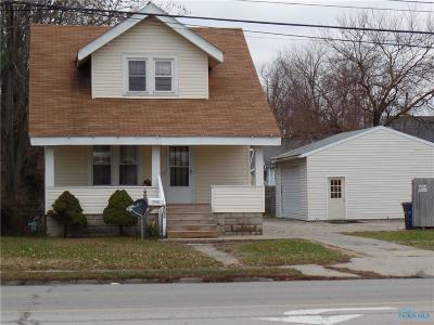 Toledo Single Family Home For Sale: 3034 W Alexis Road