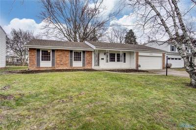 Toledo Single Family Home For Sale: 3742 Linden Green Drive