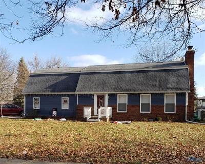 Toledo Single Family Home For Sale: 2331 Winterset Drive