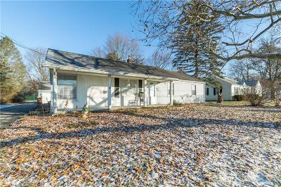 Ottawa Hills, Monclova, Oregon, Rossford, Swanton, Berkey, Metamora, Lyons, Whitehouse, Waterville Single Family Home For Sale: 12752 Airport Highway