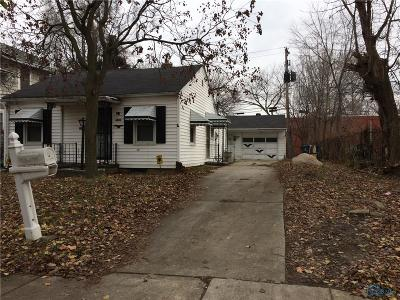 Toledo Single Family Home For Sale: 4034 Eastway Street