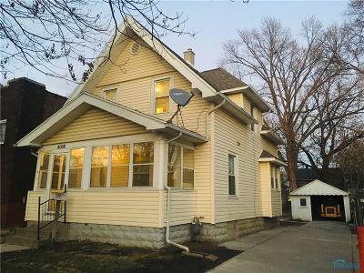 Toledo Single Family Home For Sale: 4056 Walker Avenue