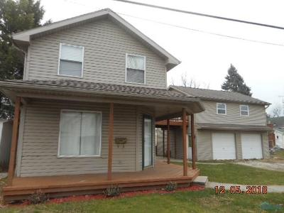 Toledo Single Family Home For Sale: 5334 308th Street