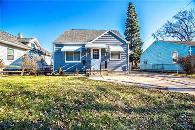 Toledo Single Family Home For Sale: 4734 Edgemont Road