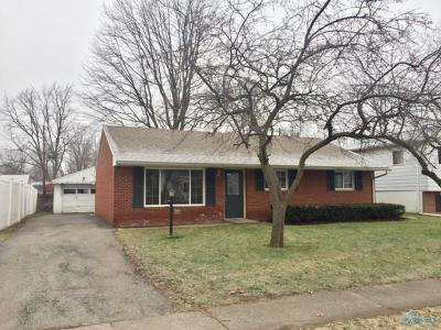 Holland Single Family Home For Sale: 6706 South